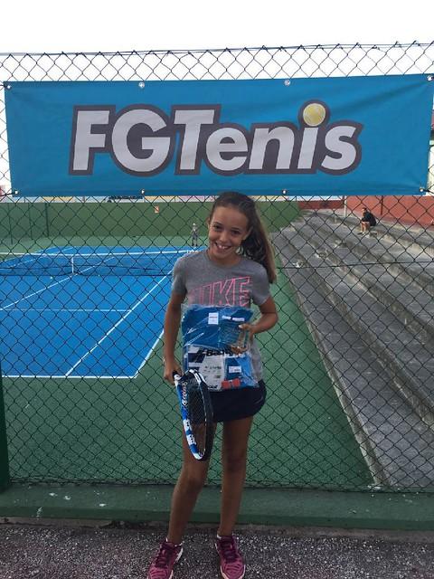 Master Circuito Gallego Juvenil de Tenis Babolat 2016