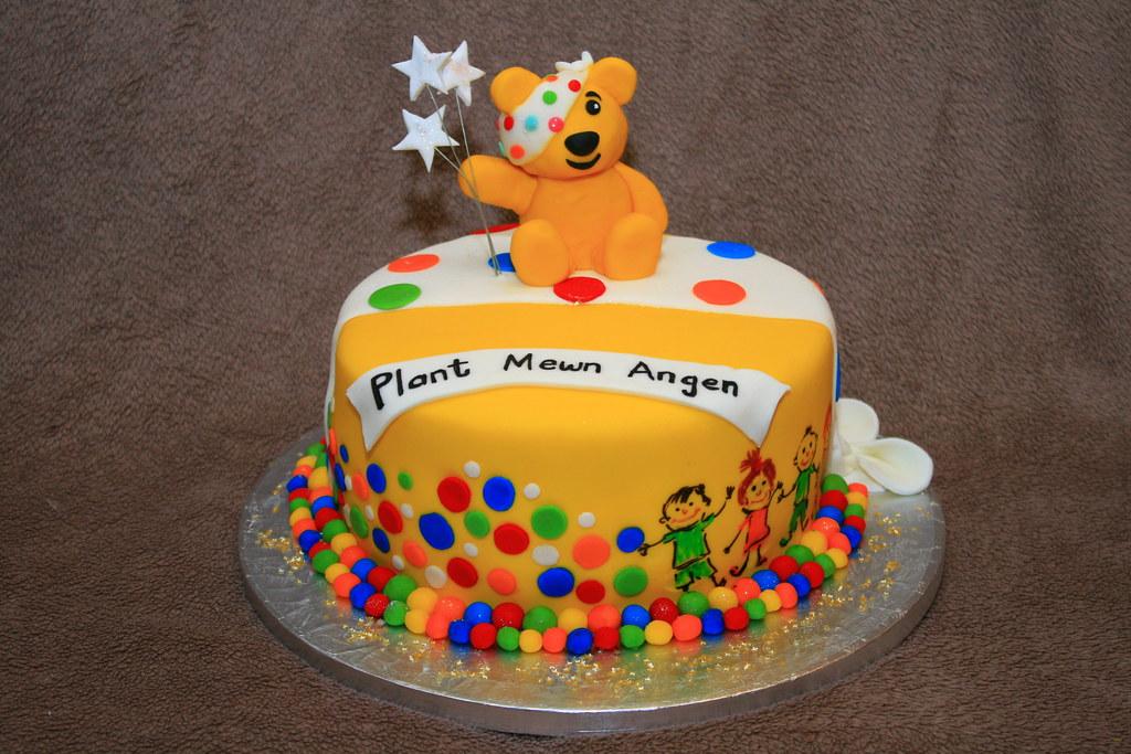 Help I Need A Cake