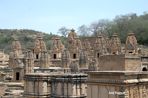 Group of Temples Bateshwar , Morena , Gwalior
