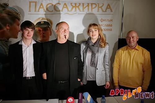 Станислав Говорухин, Виктор Сухоруков, Анна Горшкова, Алексей Коряков
