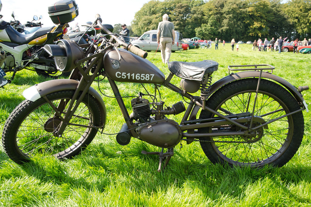 "Gliders For Sale >> Royal Enfield WD/RE ""Flying Flea"" (1943) 