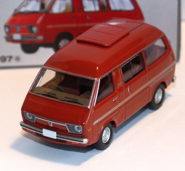 Daihatsu Delta: Tomica Limited Vintage Daihatsu Mini Van Delta