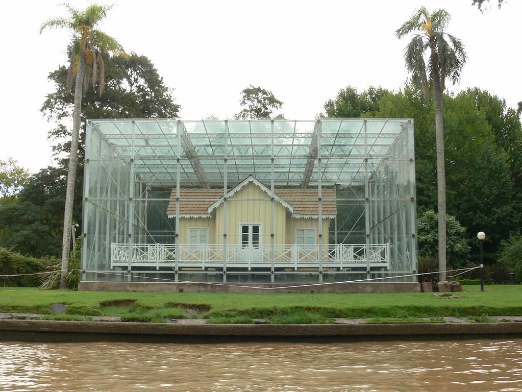 La maison sous verre argentine house under glass flickr - Maison de l argentine ...