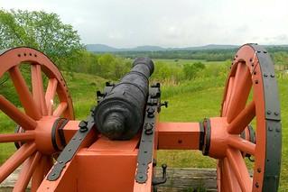 Guns of Saratoga