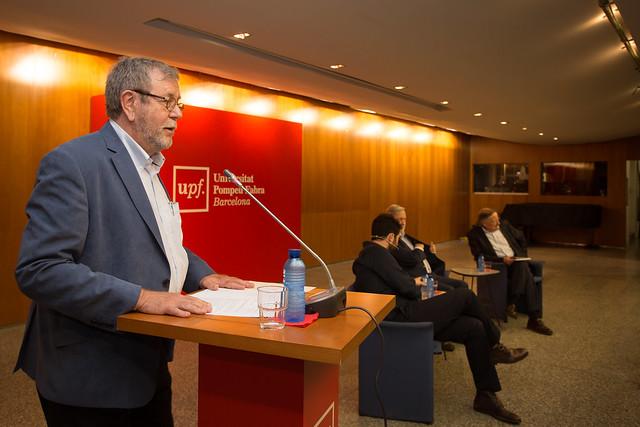 Diàleg amb Gianni Vattimo amb motiu de la cessió del seu arxiu personal
