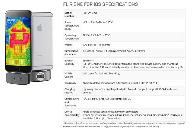 20160514 FLIR ONE