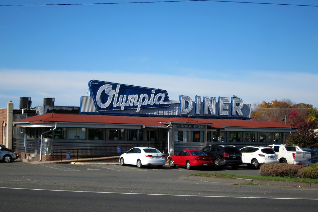 Ct Newington Olympia Diner The Olympia Diner At 3413
