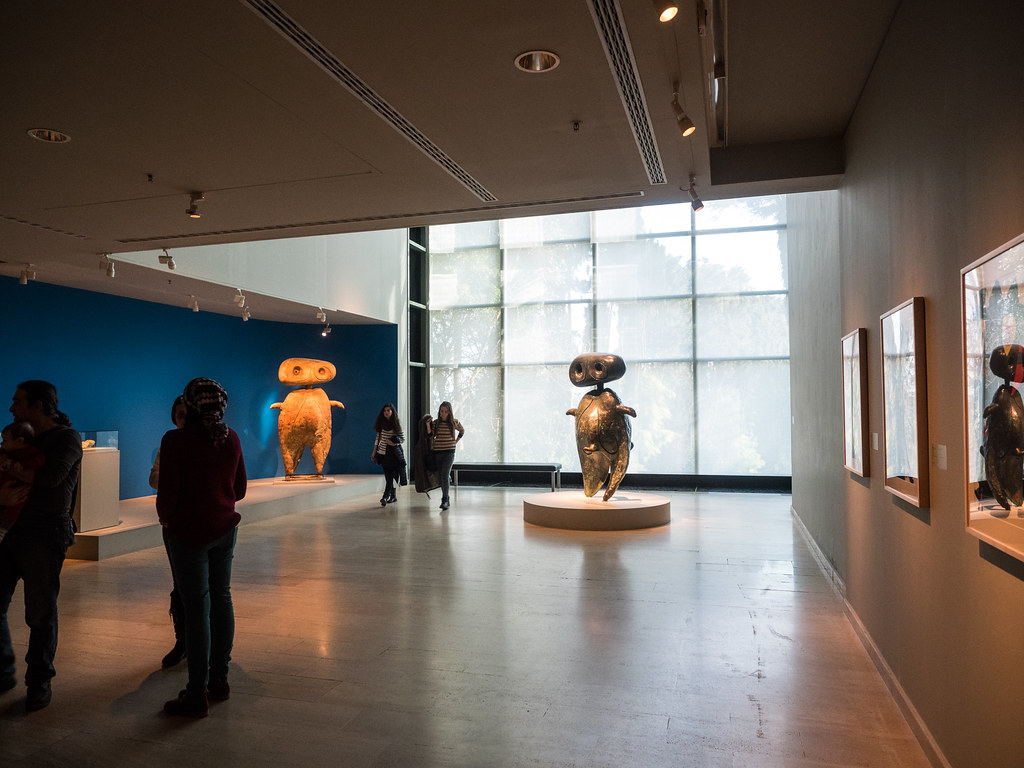 Joan Miro Exhibition Istanbul