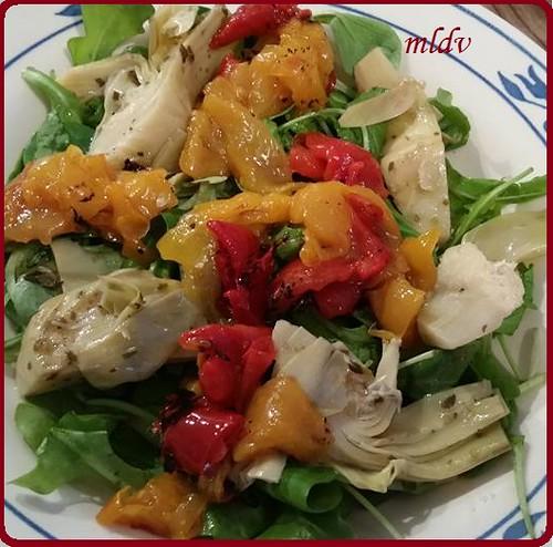 salade sacla