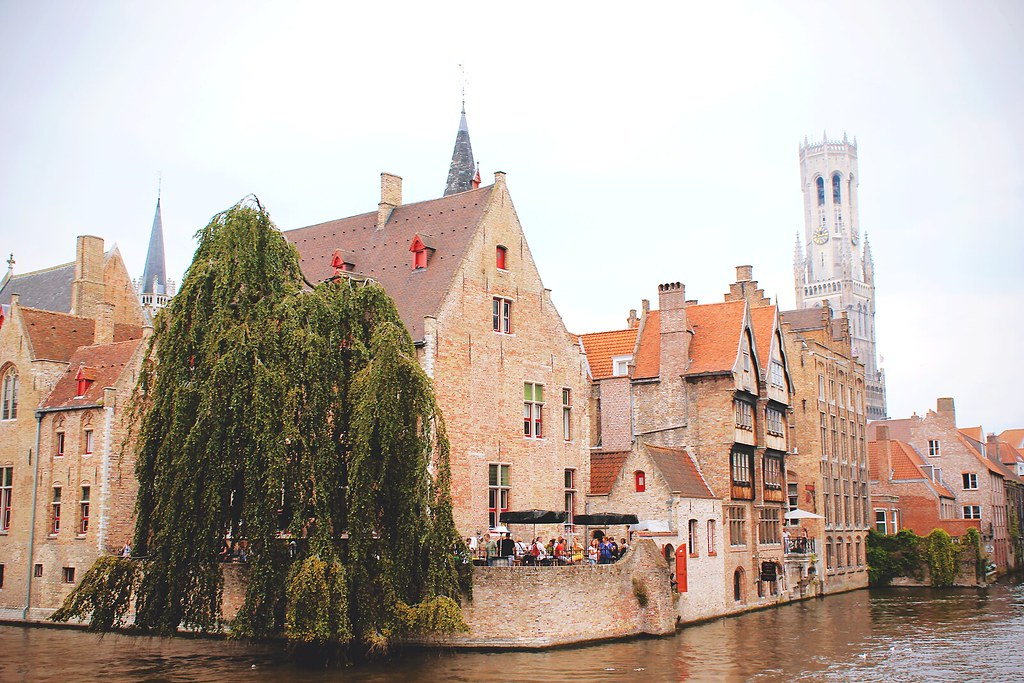 Brugge is een ideale bestemming voor een weekendbreak in de herfst | via It's Travel O'Clock