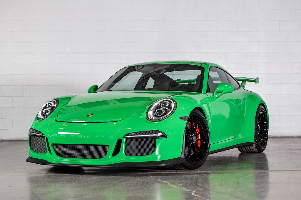 991 Gt3 Viper Green Connor Hinkle Flickr