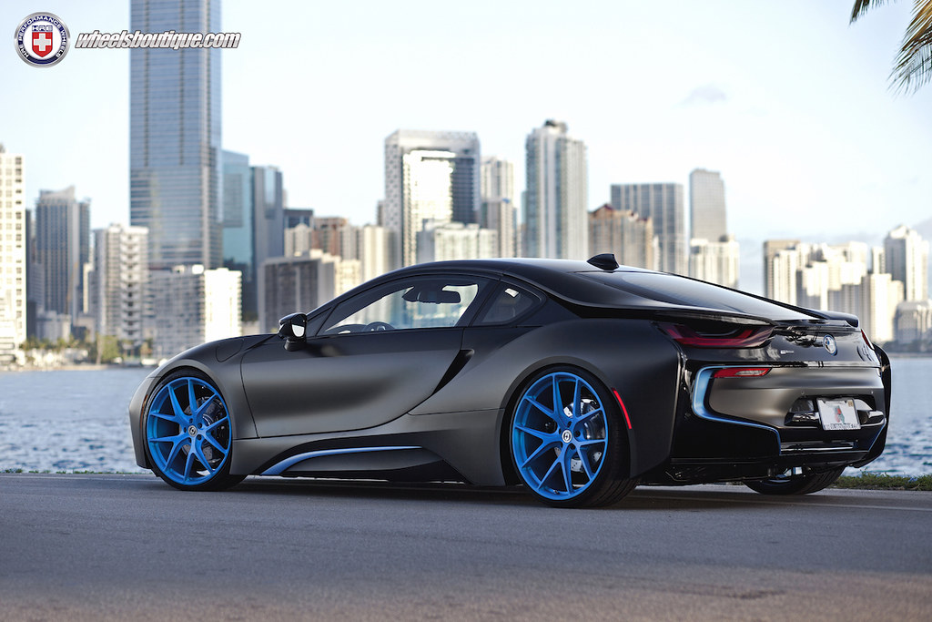 The Official Hre Wheels Photo Gallery For Bmw I8