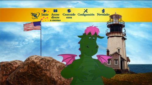 15932952942 9f61351406 o - Pedro y el dragón Elliot - Edicioón Especial [DVD9][Castellano, Ingles][1977][DOWNACE]