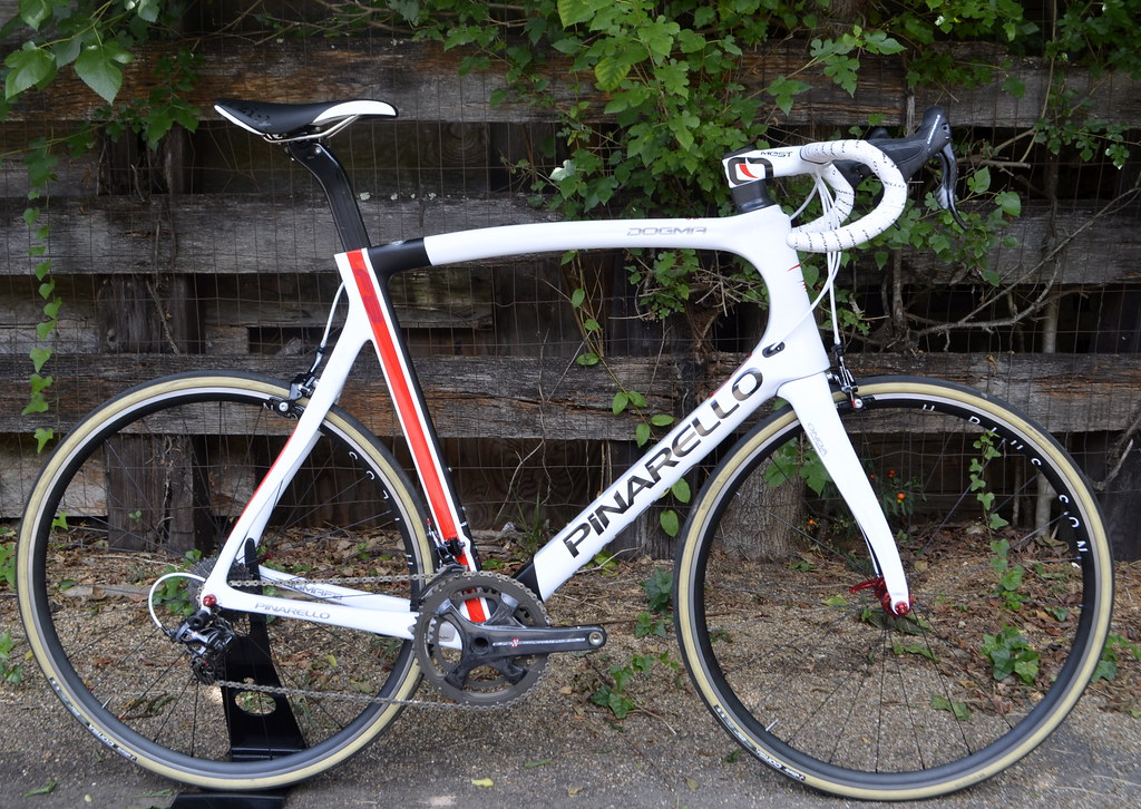 Pinarello Dogma F8 Super Record Custom Build Glory