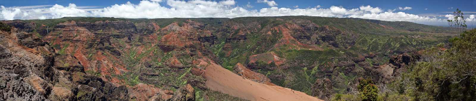 Waimea Canyon Panorama2