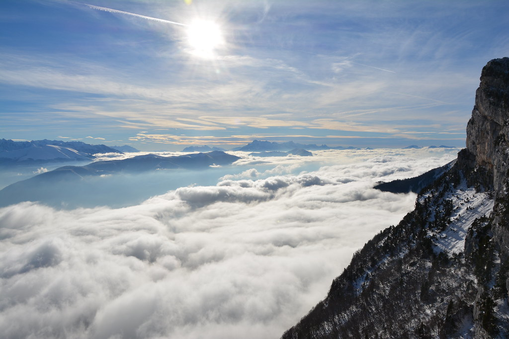 Mer nuages lans vercors laurie martin office de tourisme lans en vercors flickr - Office de tourisme de lans en vercors ...