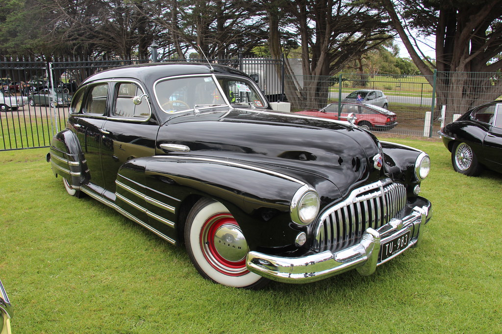 4 Door Convertible >> 1946 Buick Series 40 Special Sedan | The Buick Motor Company… | Flickr
