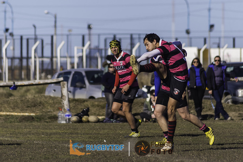 Club Universitario de Rugby vs Club Las Águilas [Galería de Fotos]