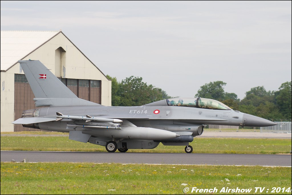 F-16 Danois , RIAT , Fairford , Royal International Air Tattoo 2014 , Meeting Aerien Air Tattoo , Meeting Aerien 2014