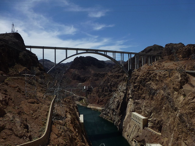 bridge near hoover dam