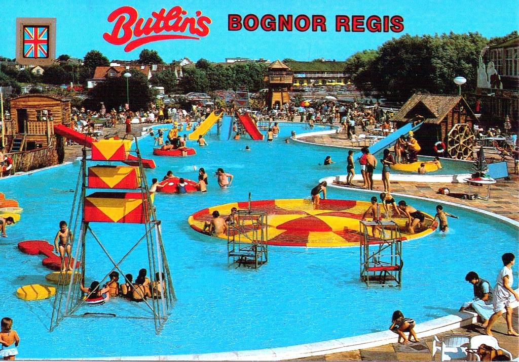 Butlins Bognor Regis Oudoor Fun Pool Trainsandstuff Flickr