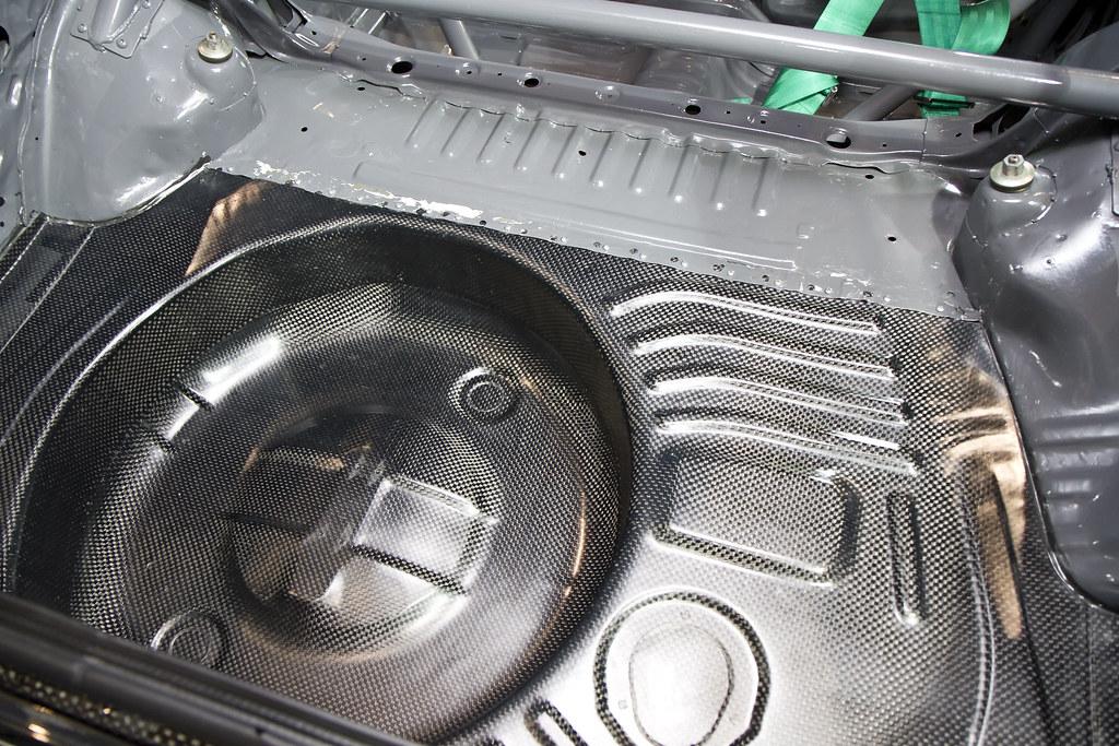 Impulse Super Carbon AE86 - Interior shot - Boot floor 1  Flickr
