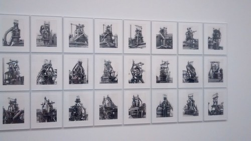 Bernd and Hilla Becher industrial June 16