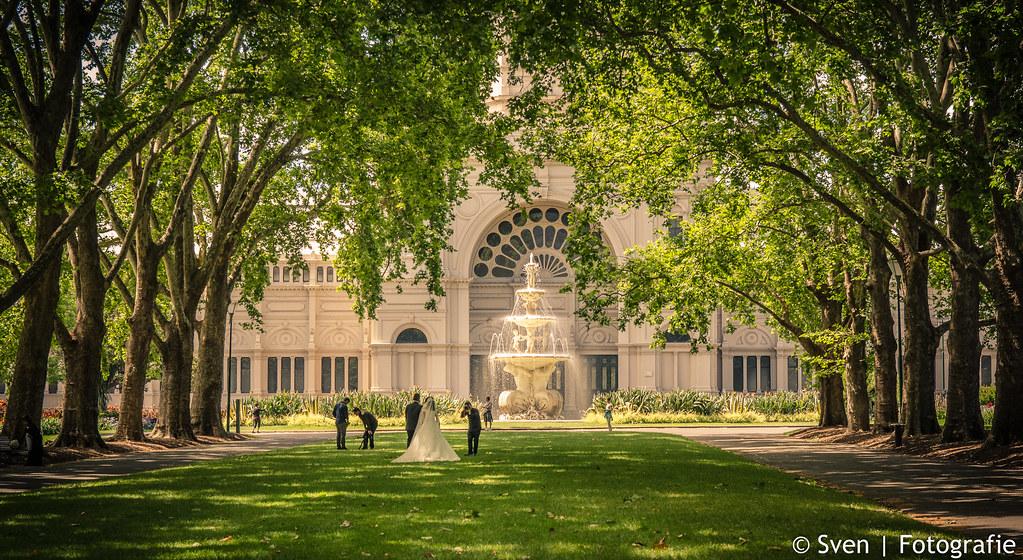 Wedding Shoot @ Royal Exhibition Building | At this ...