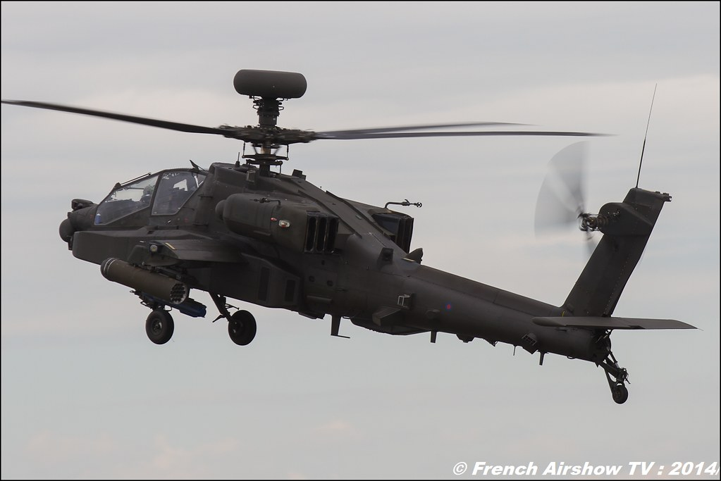 Boeing AH-64 Apache UK , RIAT , Fairford , Royal International Air Tattoo 2014 , Meeting Aerien Air Tattoo , Meeting Aerien 2014