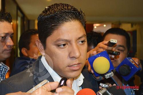 Ricardo Gallardo Cardona Foto: César Rivera