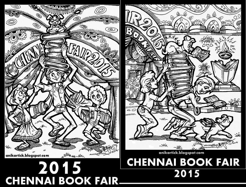 book sketches fair