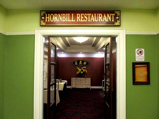 Hornbill Restaurant, Kuching