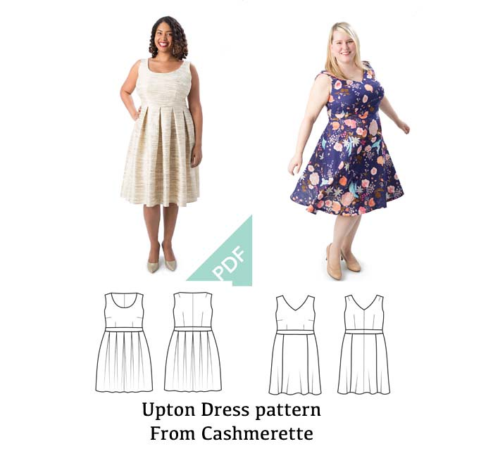 Upton dress