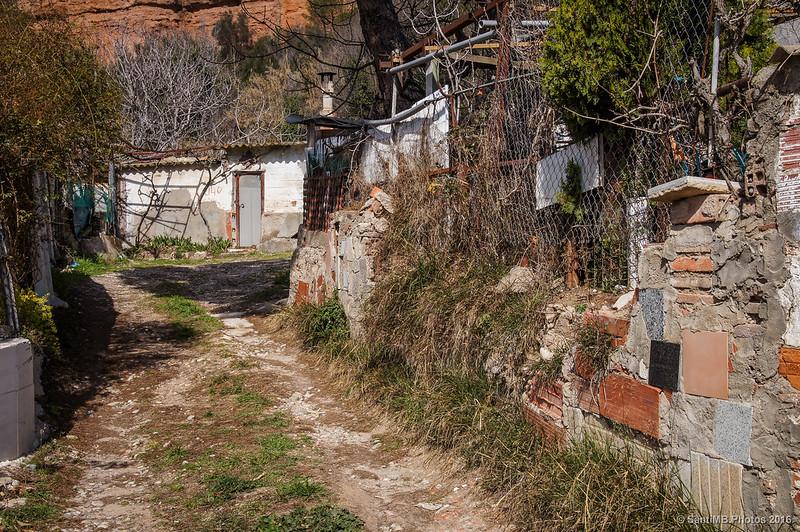 En el Prat Vell, a orillas del río Ripoll