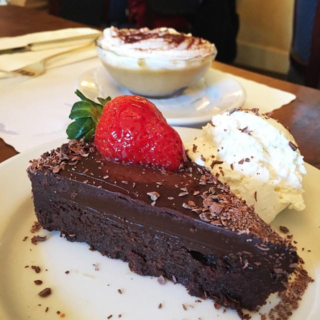 Chocolate Decadence Cake Chef John