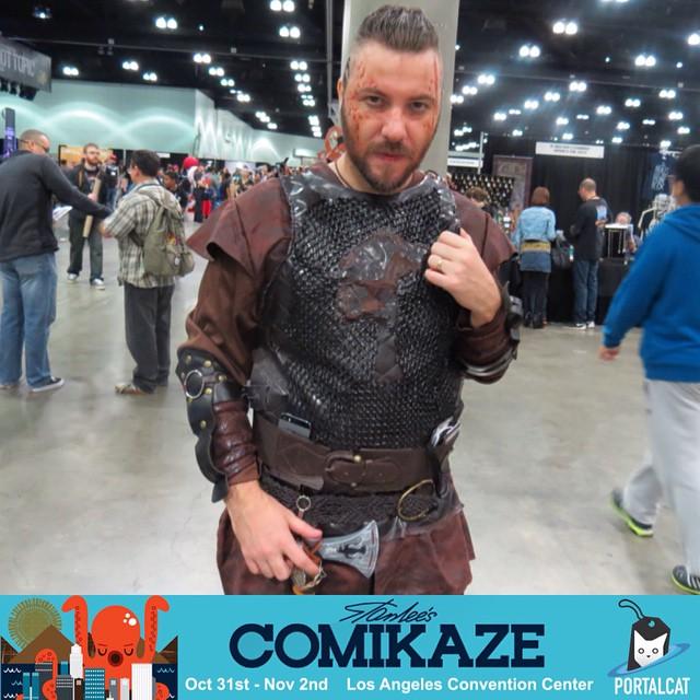 Ragnar Lodbrok From Vikings Comikaze14 Portalcat Sdc