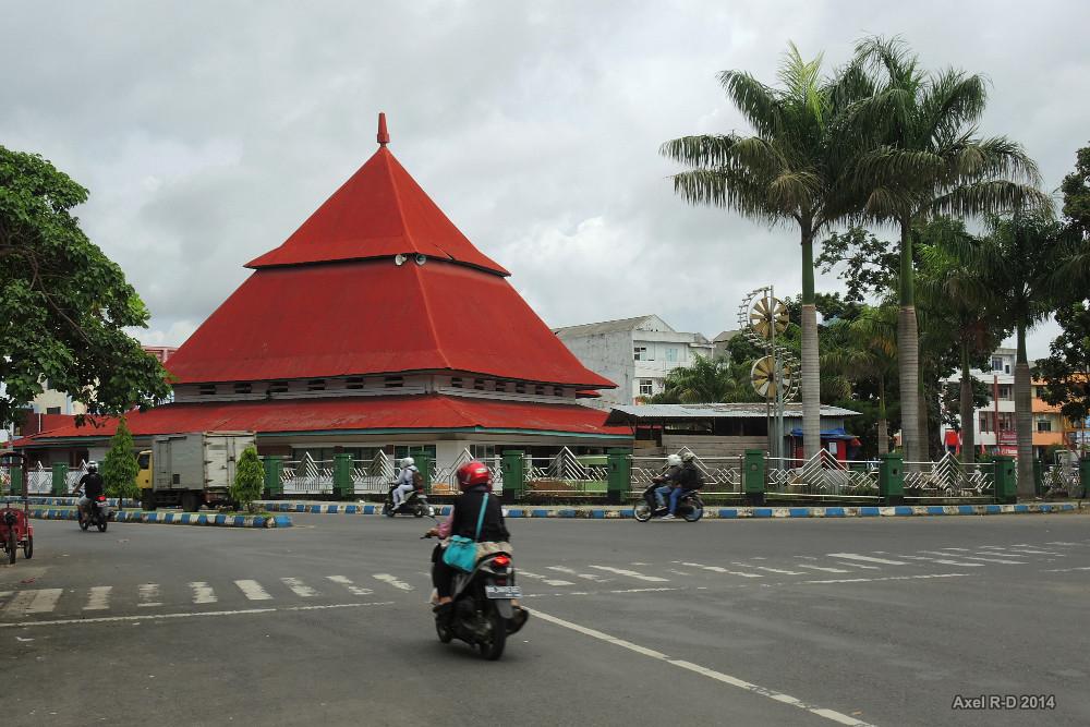 Mosque - Bengkulu
