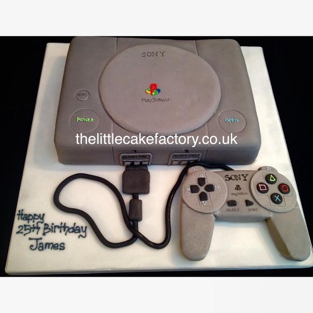 Gaming Cake Pan