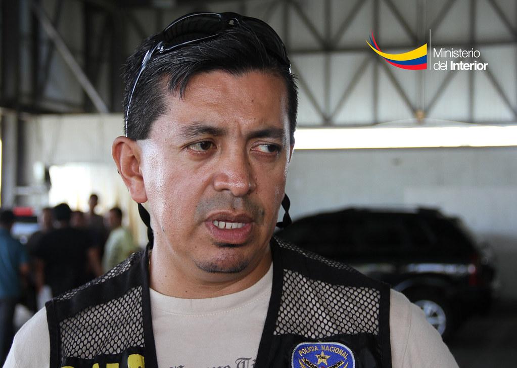Coronel Enriqu: Teniente Coronel Enríque Bautista, Jefe De Antinarcóticos