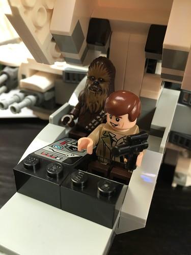 Lego Star Wars Tydirium