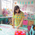 LUCY'S SEWING SPACE TOUR