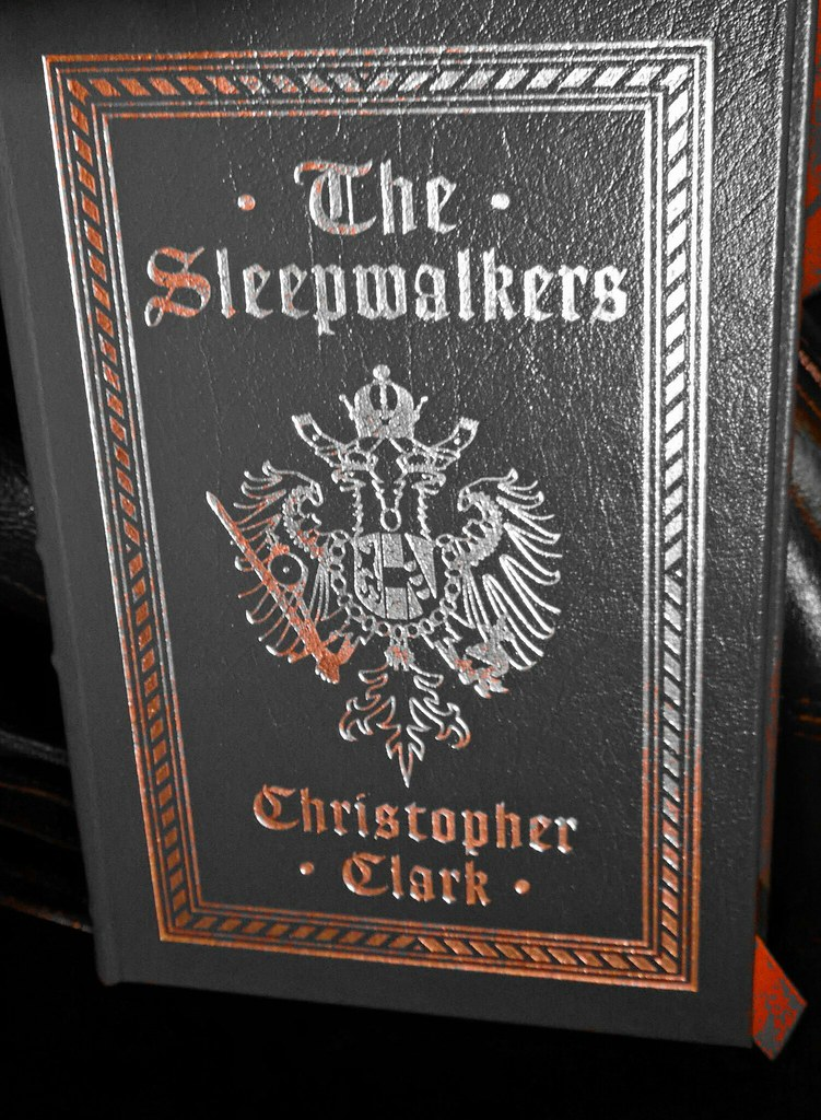 response to christopher clarks sleepwalker The sleepwalkers: how europe went to war in  christopher clark's the sleepwalkers is a dramatic and  london or berlin led to a response in by .