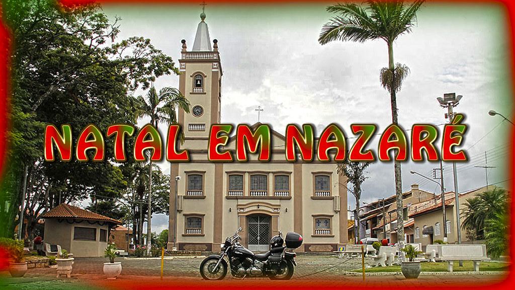 Natal em Nazaré