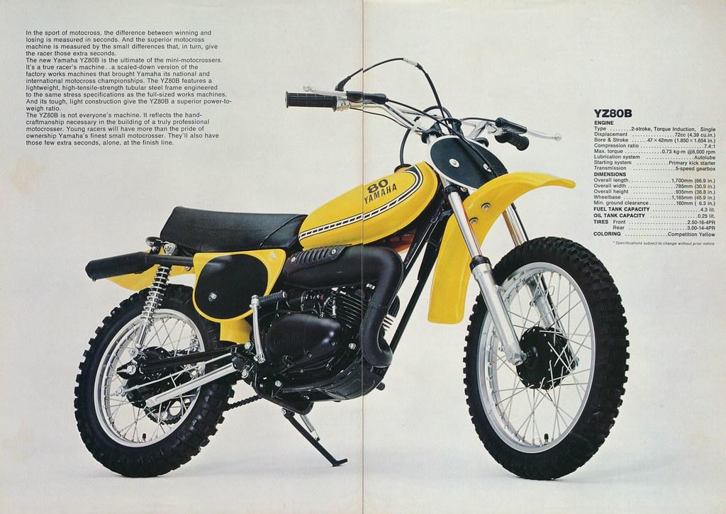 1975 yamaha yz80 brochure 2 tony blazier flickr