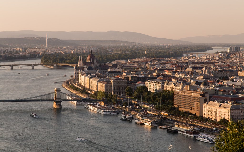 Budapest - Gellert Hill-13