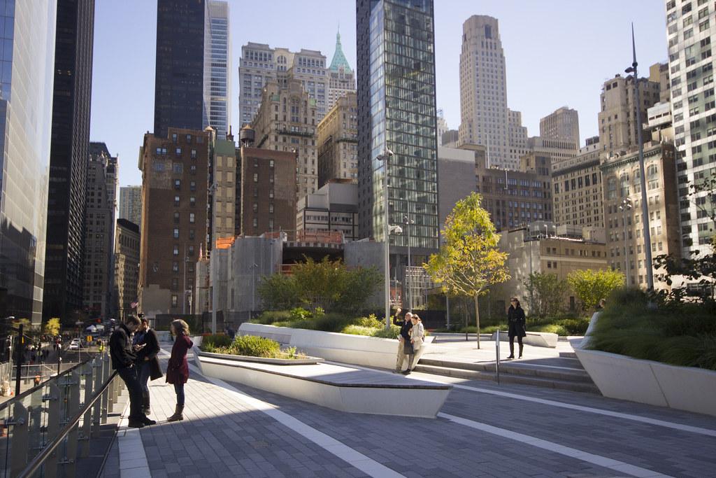 financial district park 2