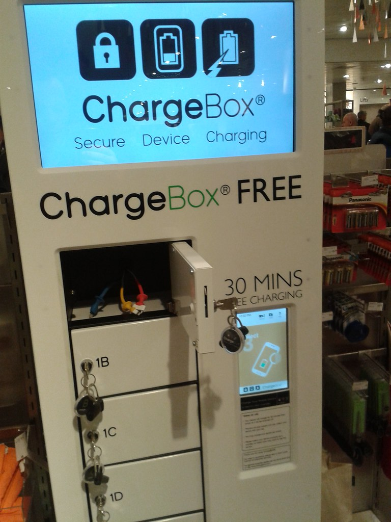 Chargebox 174 30 Minutes Free Charging Www Chargebox Com