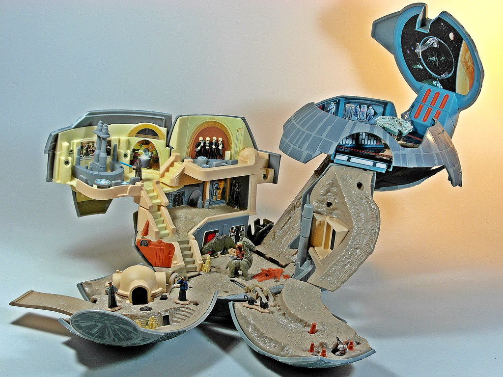 Micro Star Wars Playset Micro Machines – Star Wars