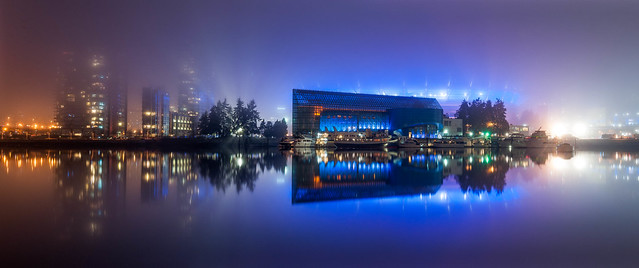 Edgewater Casino Vancouver Restaurant