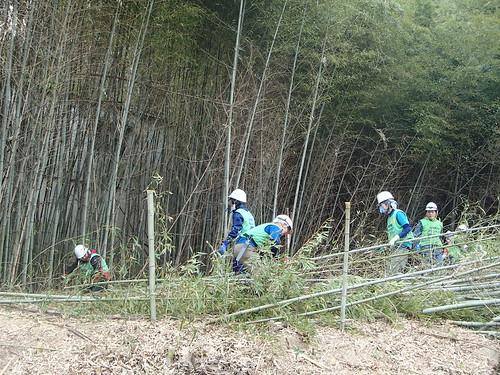 南相馬・小高でボランティア(援人 0401便)